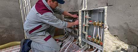gasleiding leggen Sint-Niklaas