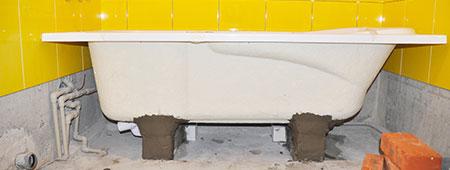 sanitair installatie Vlaams-Brabant